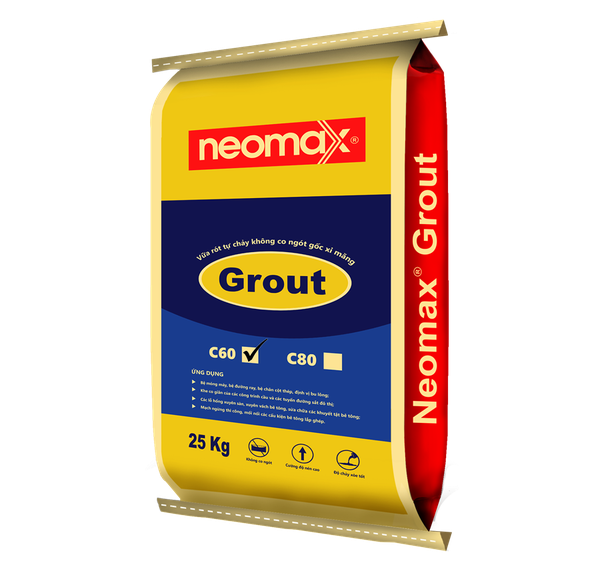 neomax-grout-c60
